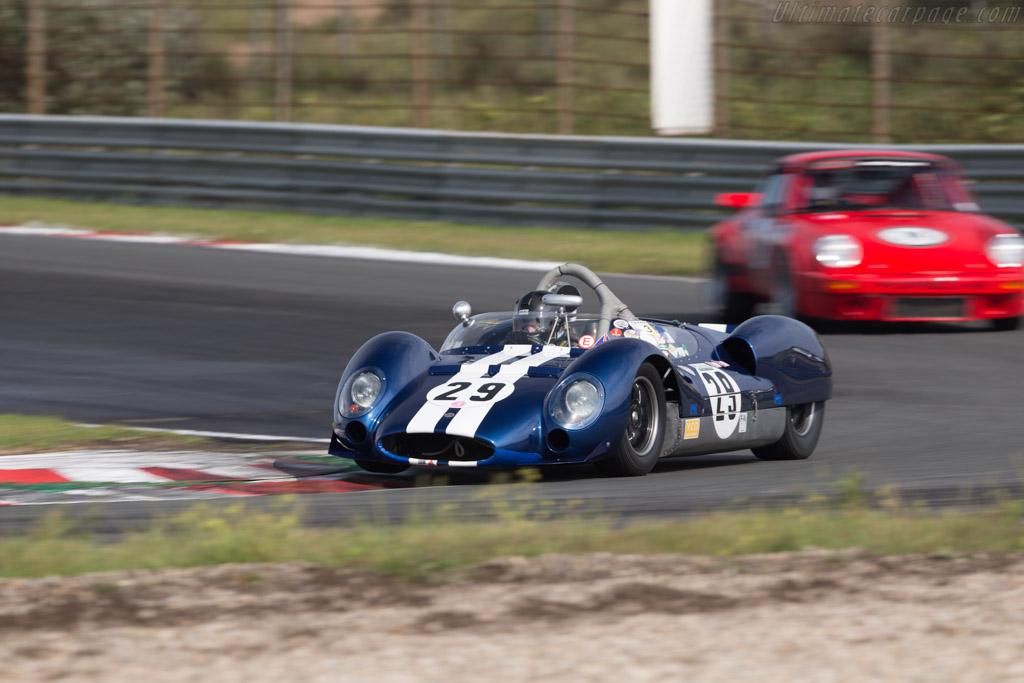 Cooper Monaco King Cobra - Chassis: CM//2/63 - Driver: Keith Ahlers - 2017 Historic Grand Prix Zandvoort