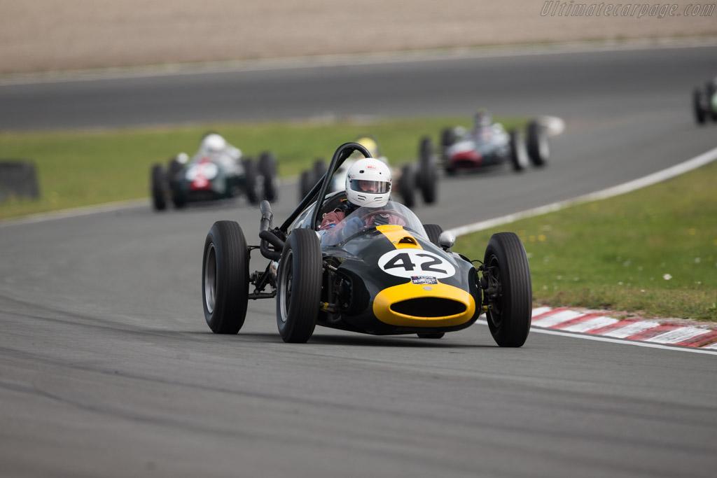 Cooper T45 - Chassis: F2/20/58 - Driver: James Wills  - 2017 Historic Grand Prix Zandvoort