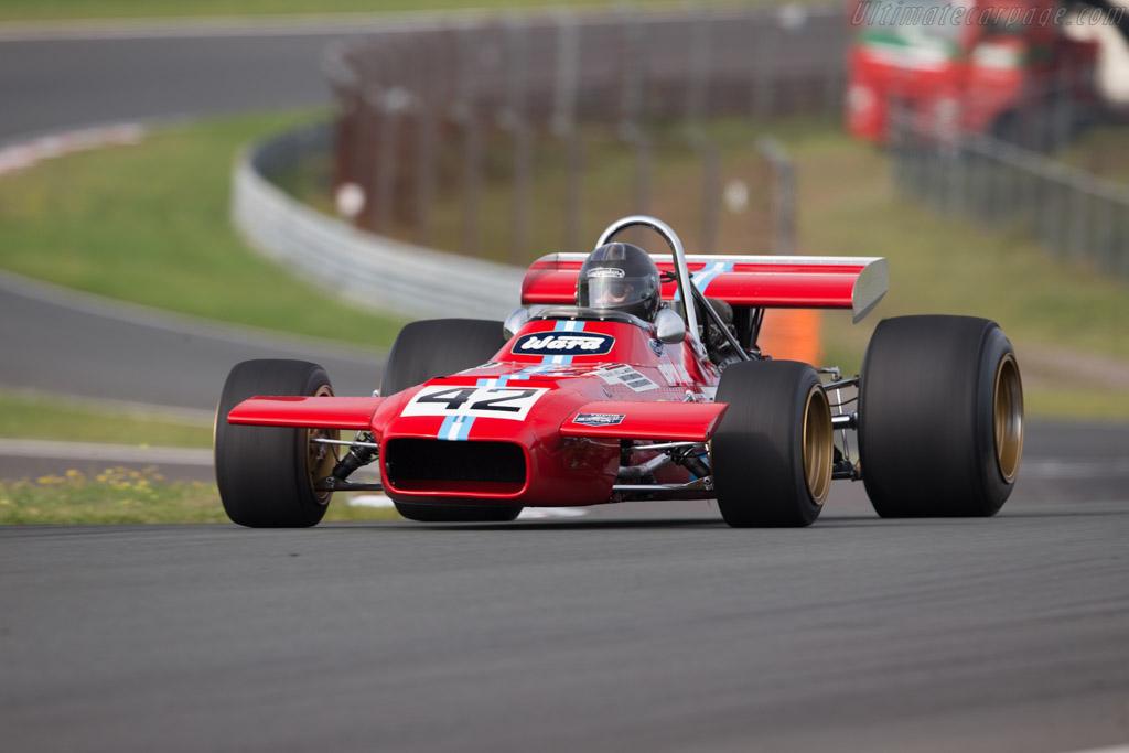 De Tomaso 505 - Chassis: 505-383 - Driver: Paul Grant  - 2017 Historic Grand Prix Zandvoort