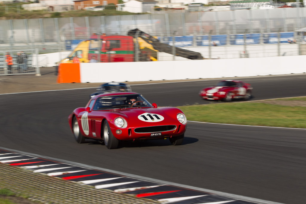 Ferrari 250 GTO  - Driver: Nicky Pastorelli  - 2017 Historic Grand Prix Zandvoort