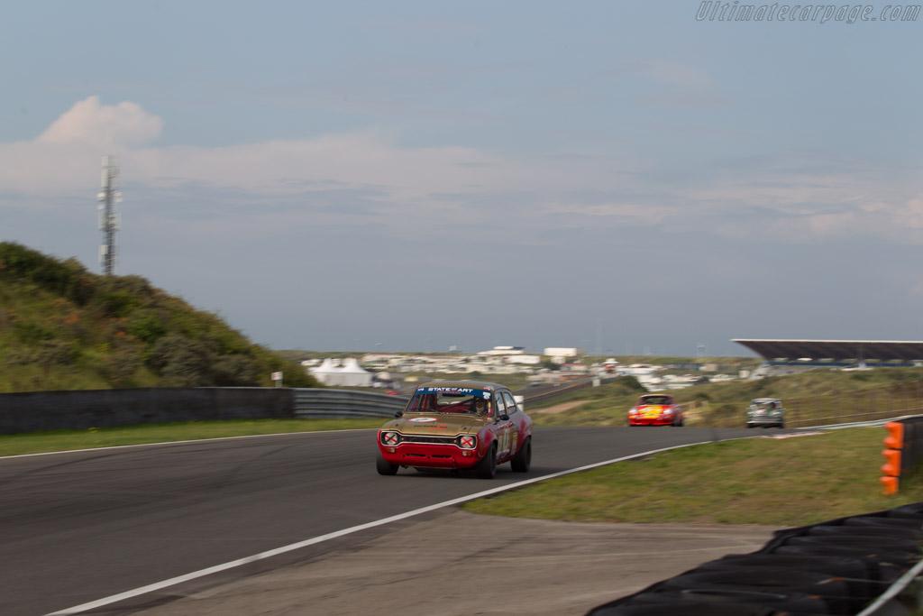 Ford Escort RS2000 Mk1  - Driver: Thijs van Gammeren  - 2017 Historic Grand Prix Zandvoort