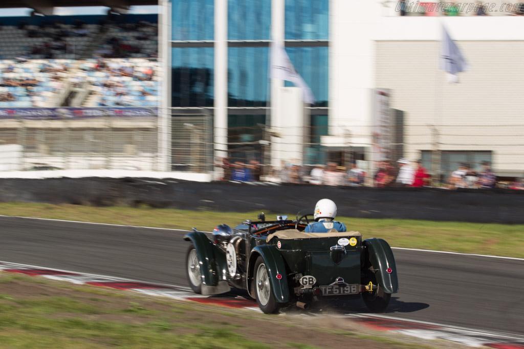 Invicta S-Type - Chassis: S79 - Driver: Trevor Swete  - 2017 Historic Grand Prix Zandvoort