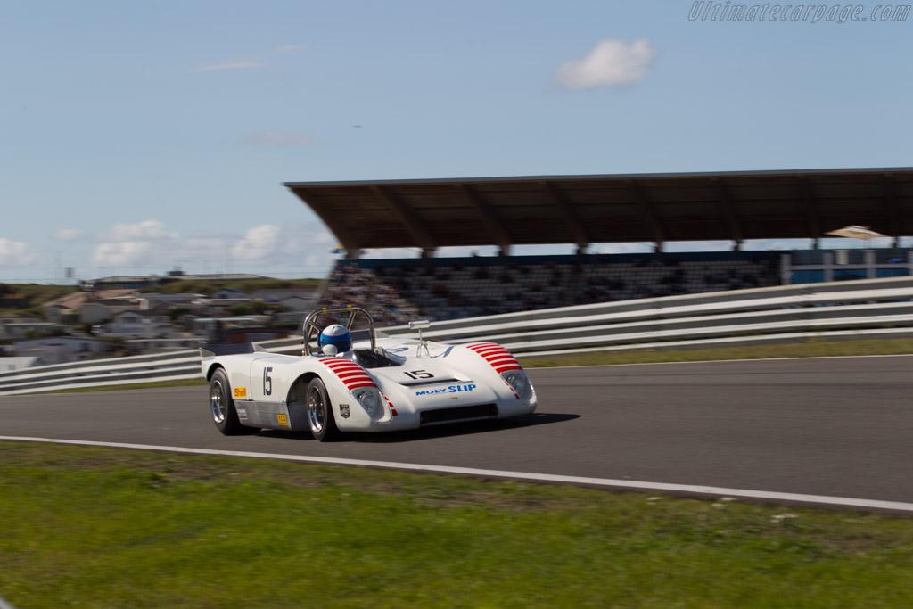 Lola T210 - Chassis: SL210/07 - Driver: Mark Piercy / Martin Stretton  - 2017 Historic Grand Prix Zandvoort