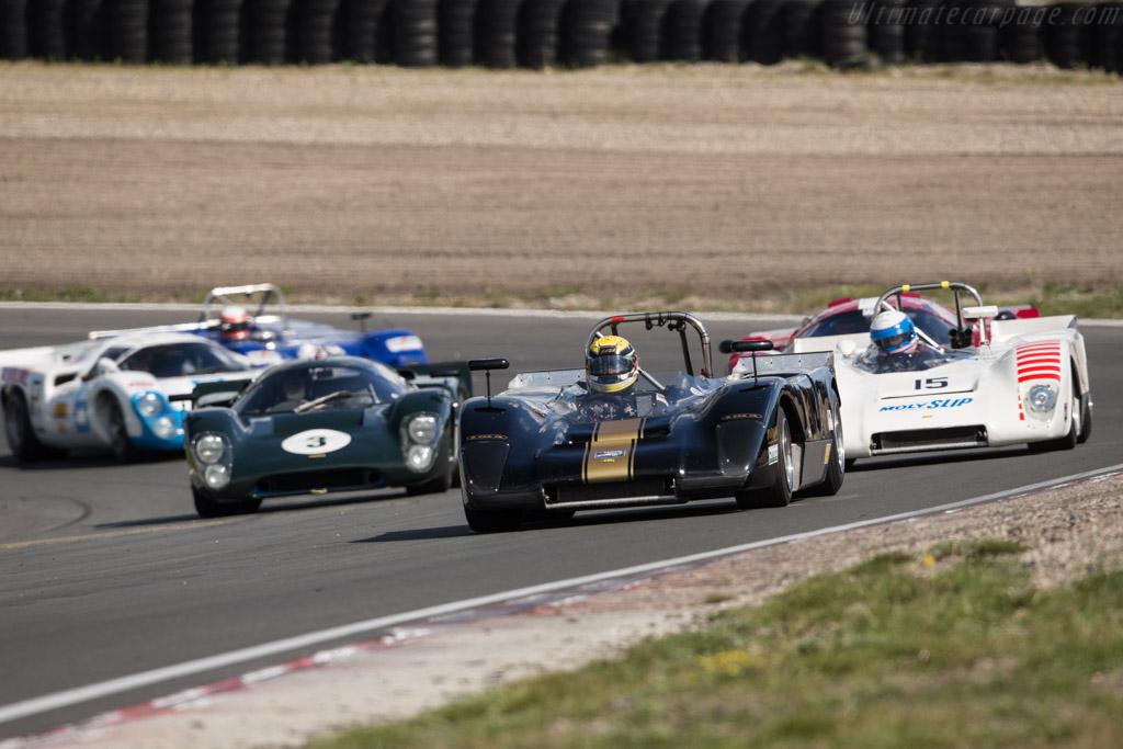 Lola T212 - Chassis: HU25 - Driver: Philip Hall  - 2017 Historic Grand Prix Zandvoort