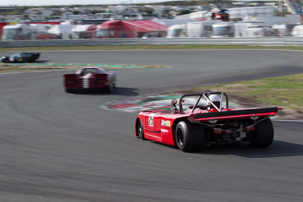 Lola T290 - Chassis: HU20 - Driver: Michael Gans  - 2017 Historic Grand Prix Zandvoort