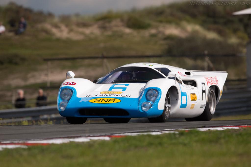 Lola T70 MkIIIB - Chassis: SL76/153 - Driver: Leo Voyazides / Simon Hadfield  - 2017 Historic Grand Prix Zandvoort