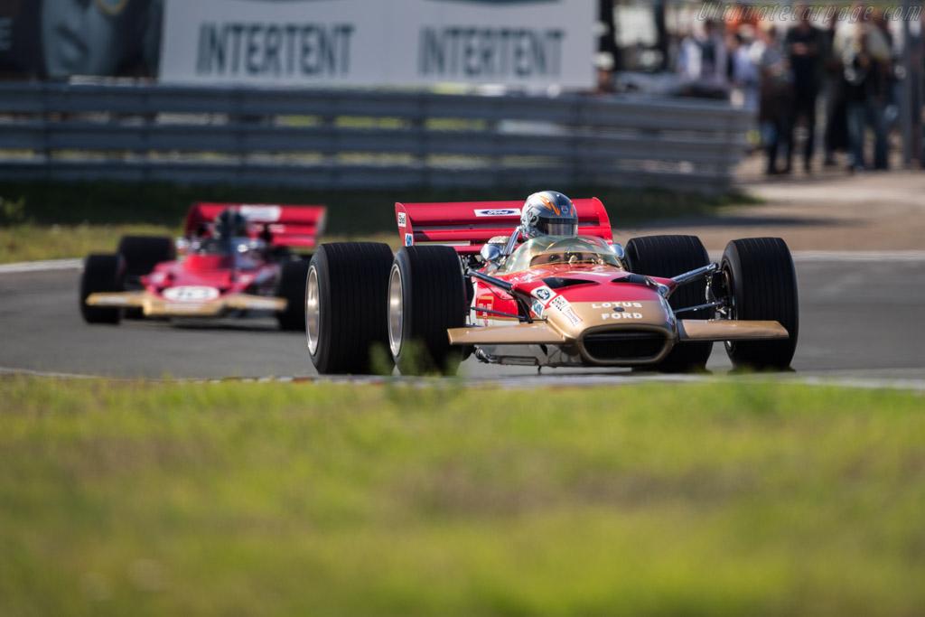 Lotus 49B Climax - Chassis: R12   - 2017 Historic Grand Prix Zandvoort