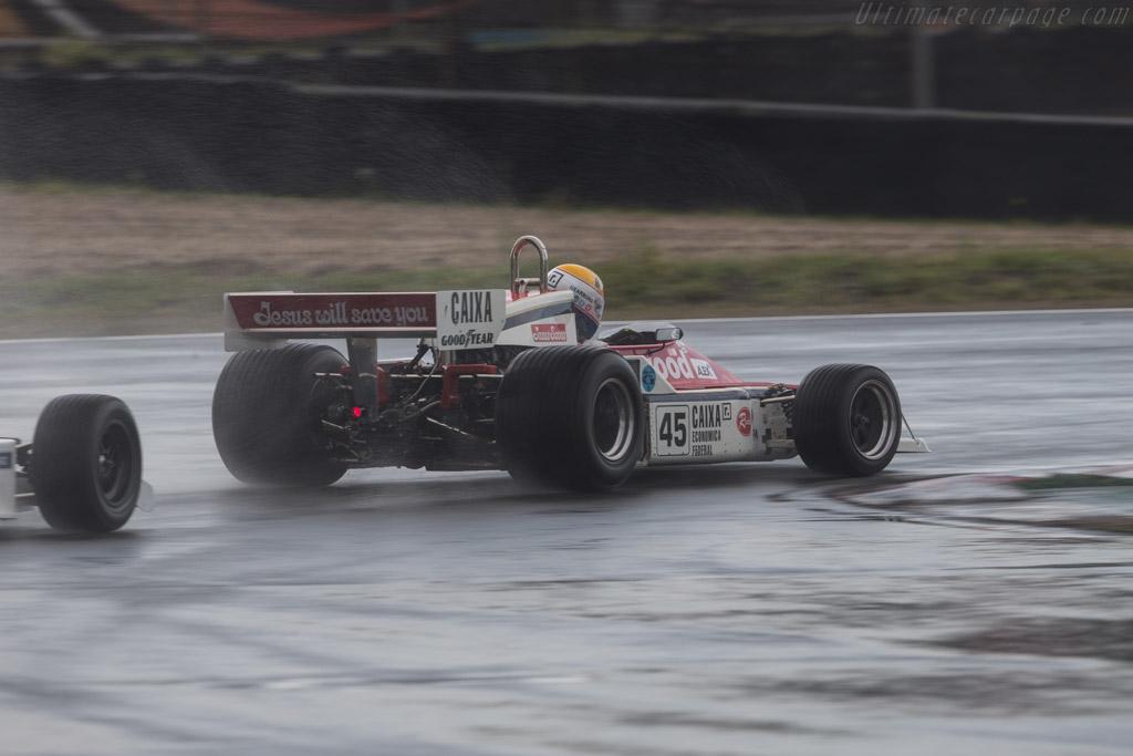 March 761 - Chassis: 761-3B - Driver: Charles Nearburg  - 2017 Historic Grand Prix Zandvoort