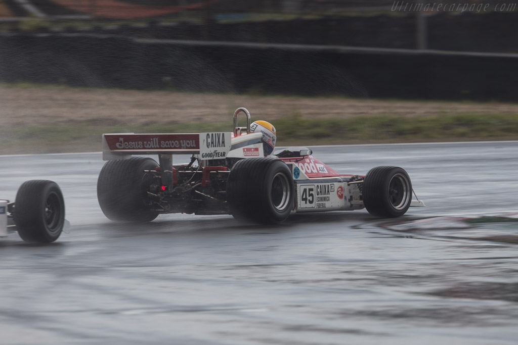 March 761B - Chassis: 761-3B - Driver: Charles Nearburg  - 2017 Historic Grand Prix Zandvoort