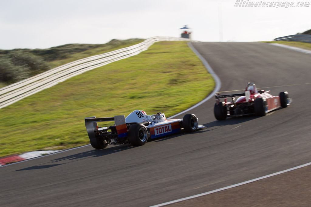 March 783 - Chassis: 783-13 - Driver: Valerio Leone  - 2017 Historic Grand Prix Zandvoort