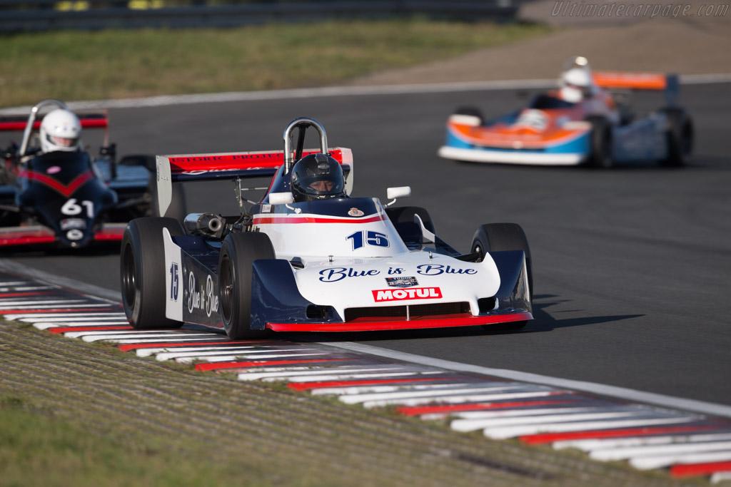 Martini Mk34 - Chassis: Mk34-16 - Driver: Gianluigi Candiani  - 2017 Historic Grand Prix Zandvoort