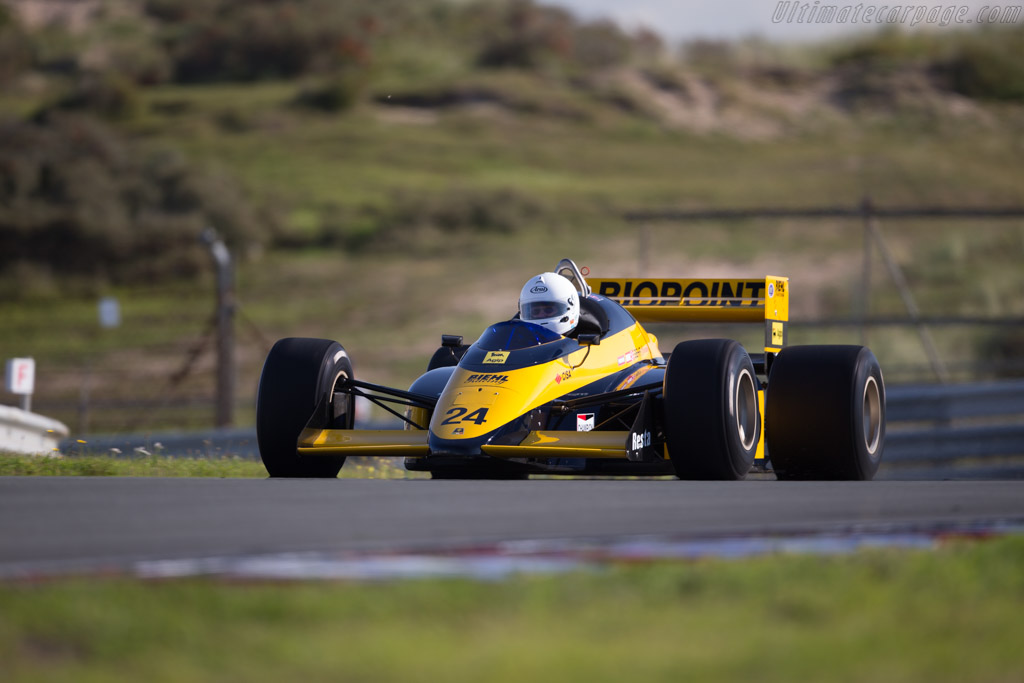 Minardi M188 - Chassis: 003   - 2017 Historic Grand Prix Zandvoort