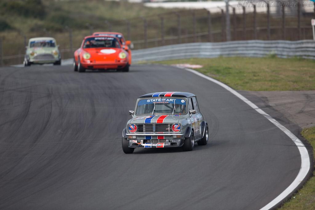 Mini 1275 GT  - Driver: Timo Span  - 2017 Historic Grand Prix Zandvoort
