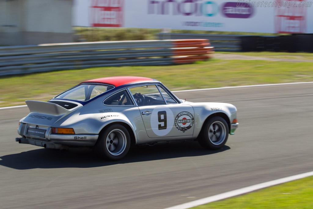 Porsche 911 Carrera RSR - Chassis: 911 360 0020 - Driver: Harm Lagaaij  - 2017 Historic Grand Prix Zandvoort