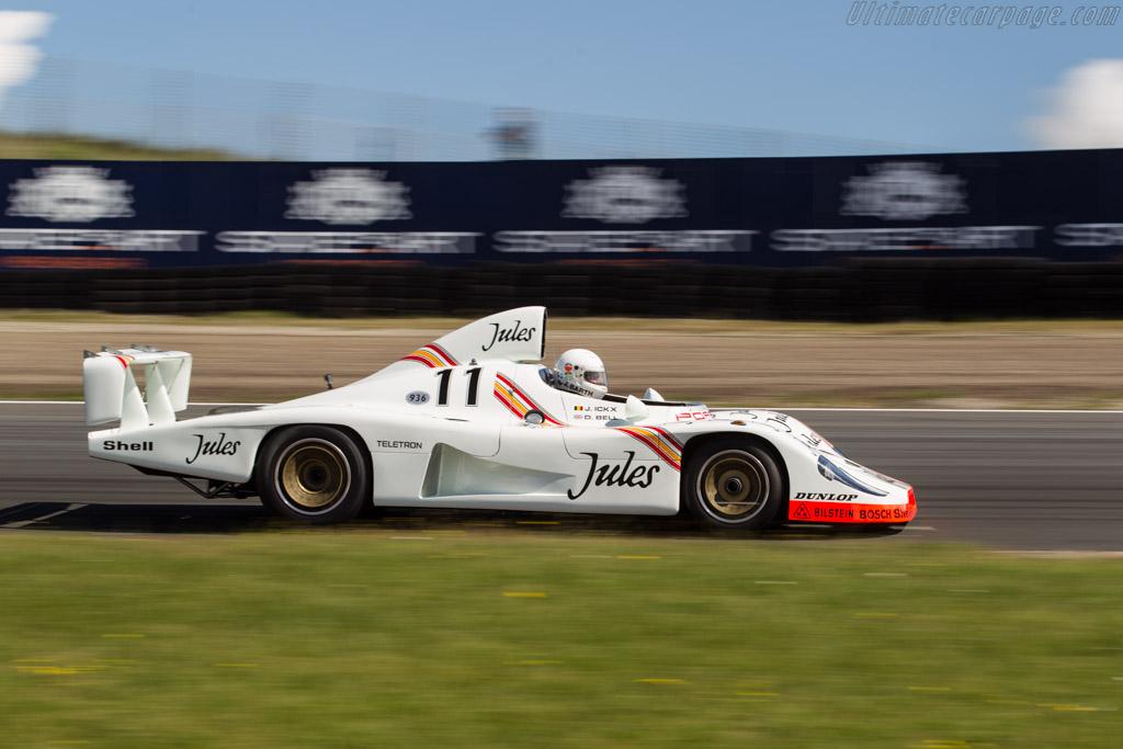 Porsche 936 - Chassis: 936-003   - 2017 Historic Grand Prix Zandvoort