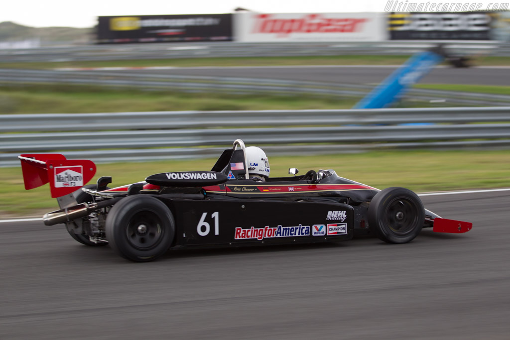 Ralt RT3 - Chassis: 503 - Driver: Heinrich Langfermann  - 2017 Historic Grand Prix Zandvoort