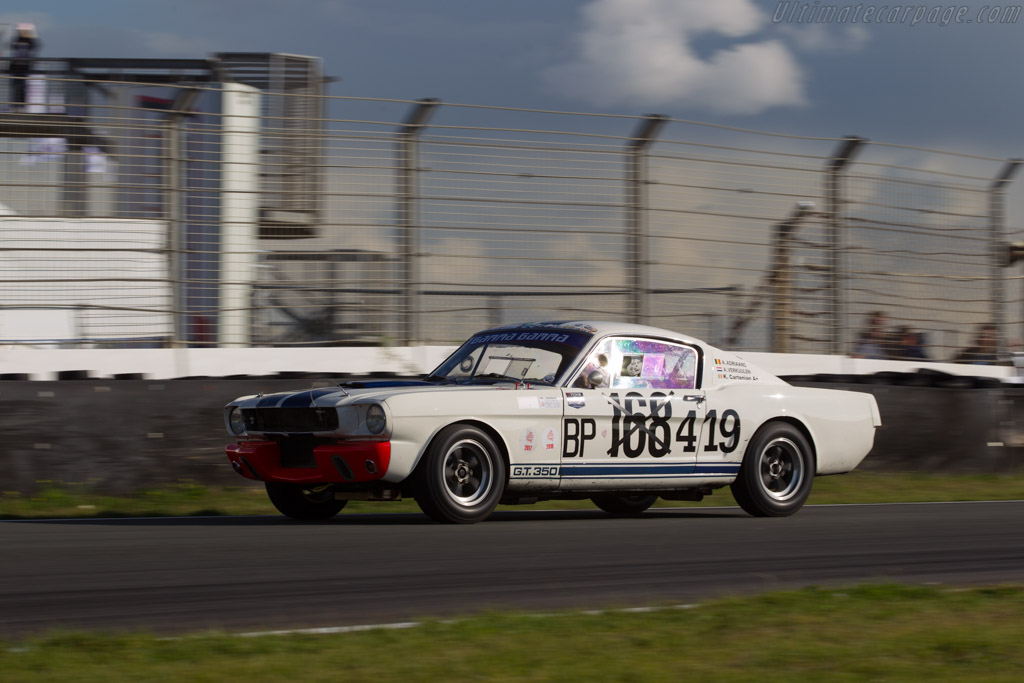 Shelby Mustang GT350 - Chassis: SFM5S168 - Driver: Armand Adriaans  - 2017 Historic Grand Prix Zandvoort