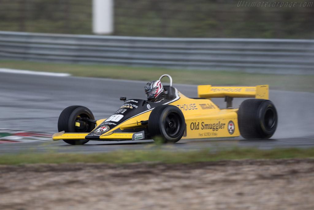 Williams FW07B  - Driver: Michael Lyons  - 2017 Historic Grand Prix Zandvoort