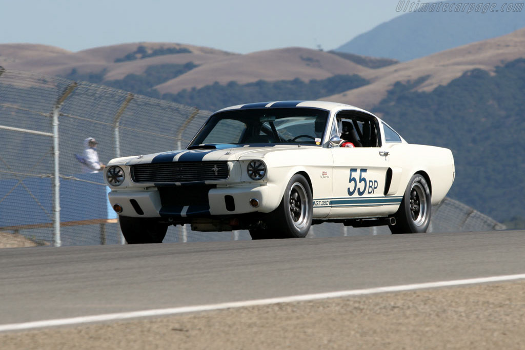 Ford Shelby Mustang Gt350 2005 Monterey Historic