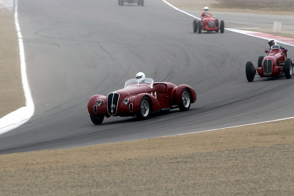 1929-1946 Racing Cars & Indy Roadsters    - 2005 Monterey Historic Automobile Races