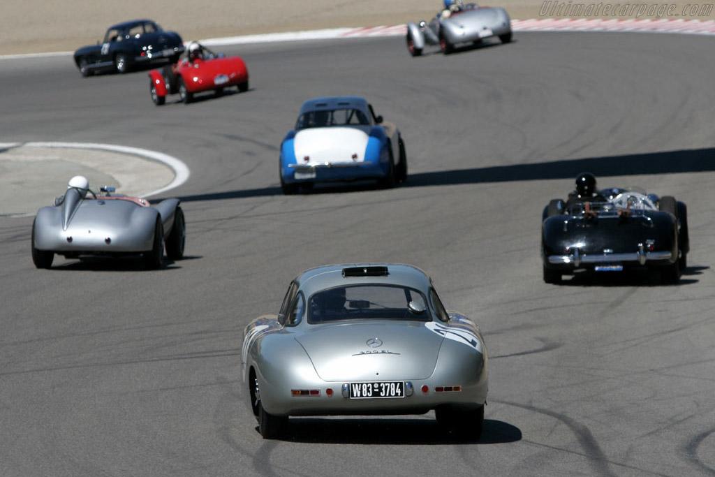 1947-1955 Sport Racing Cars over 2000cc    - 2005 Monterey Historic Automobile Races