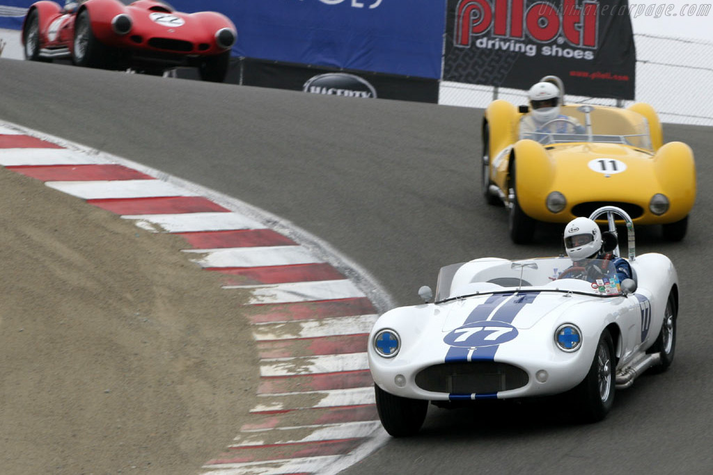 1955-1960 Sports Racing Cars over 2500cc    - 2005 Monterey Historic Automobile Races