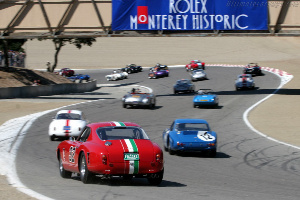 1956-1962 Prod. Sports Cars    - 2005 Monterey Historic Automobile Races