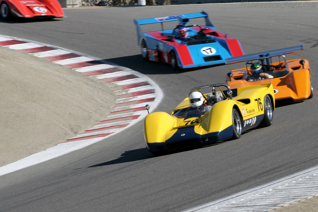 1965-1971 Historic Can-Am Cars.    - 2005 Monterey Historic Automobile Races