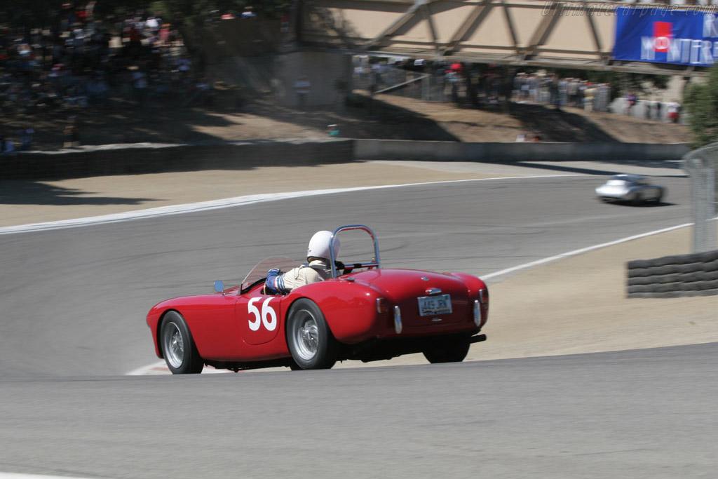 AC Ace Bristol    - 2005 Monterey Historic Automobile Races
