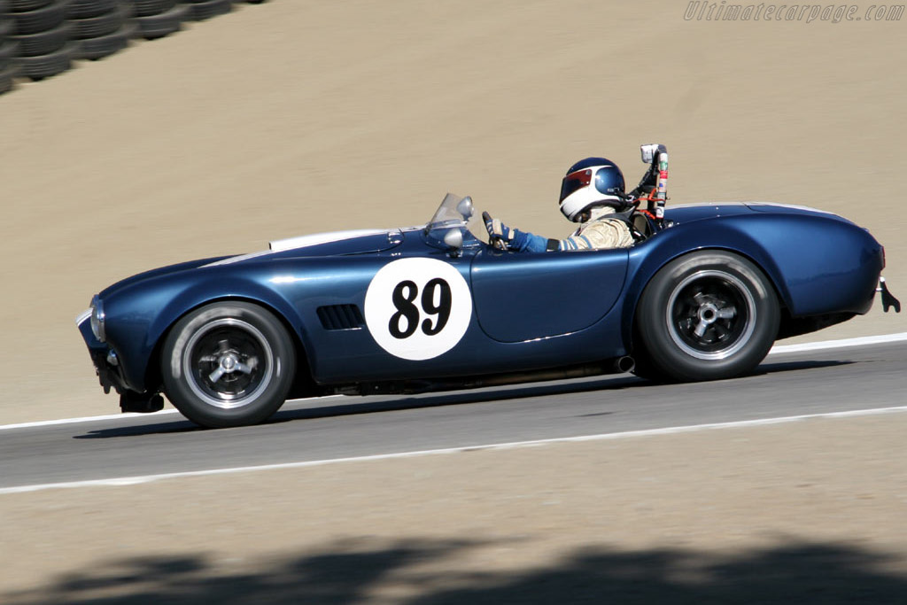 AC Cobra 289 - Chassis: CSX2326   - 2005 Monterey Historic Automobile Races