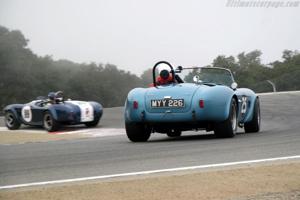 AC Cobra 289 FIA    - 2005 Monterey Historic Automobile Races