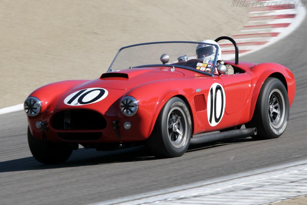 AC Cobra 289 Le Mans - Chassis: CSX2156   - 2005 Monterey Historic Automobile Races