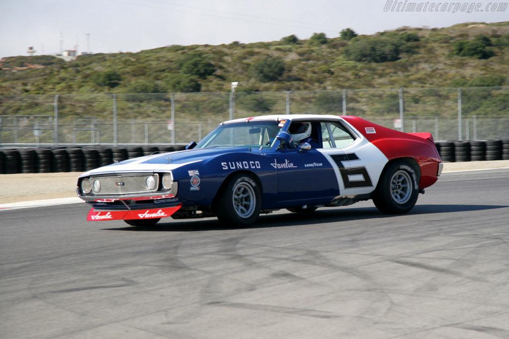 AMC Javelin    - 2005 Monterey Historic Automobile Races