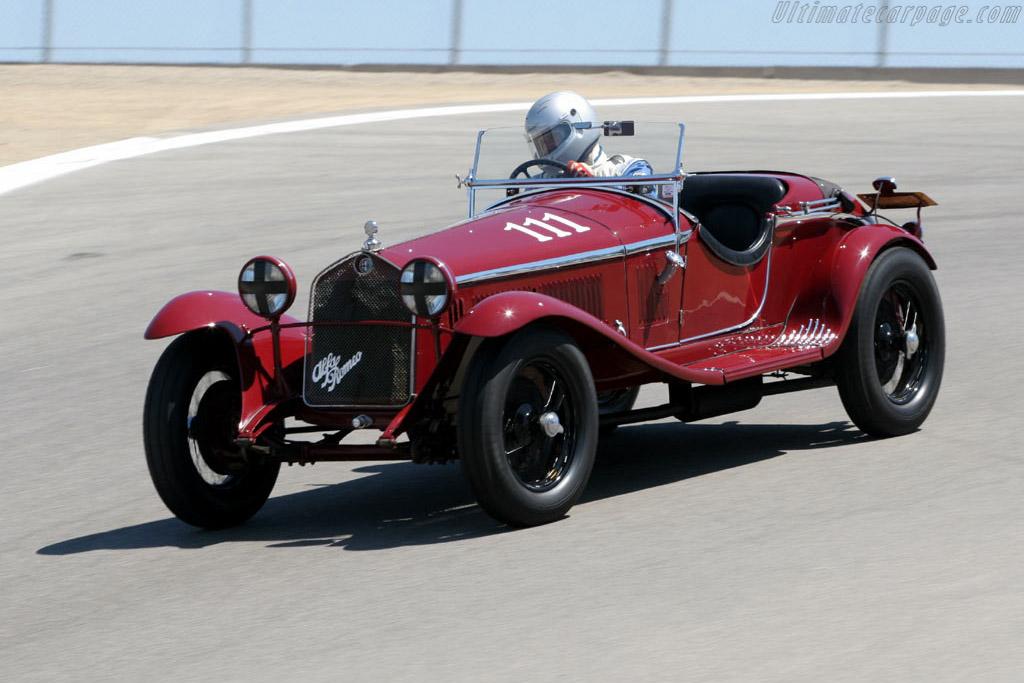 Alfa Romeo 6C 1750 - Chassis: 10814344   - 2005 Monterey Historic Automobile Races