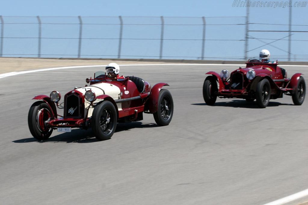 Alfa Romeo 8C 2300 Monza - Chassis: 2111045   - 2005 Monterey Historic Automobile Races