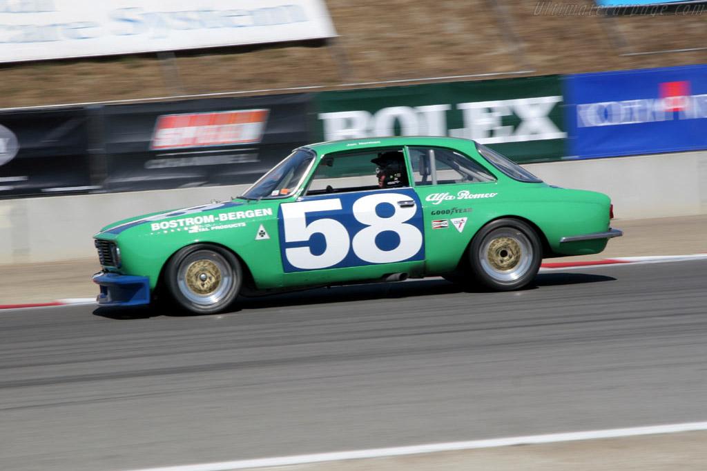 Alfa Romeo GTV - Chassis: AR1532283   - 2005 Monterey Historic Automobile Races