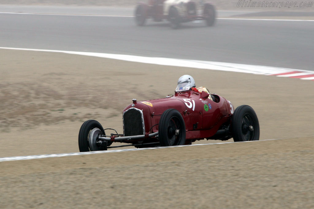 Alfa Romeo P3 - Chassis: 5002   - 2005 Monterey Historic Automobile Races
