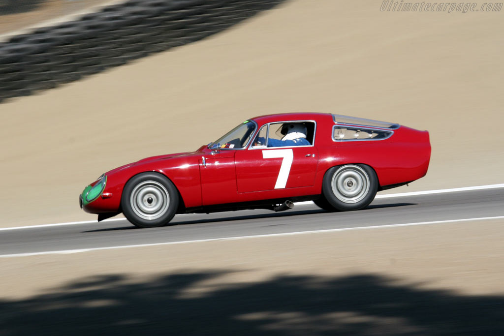 Alfa Romeo TZ1    - 2005 Monterey Historic Automobile Races
