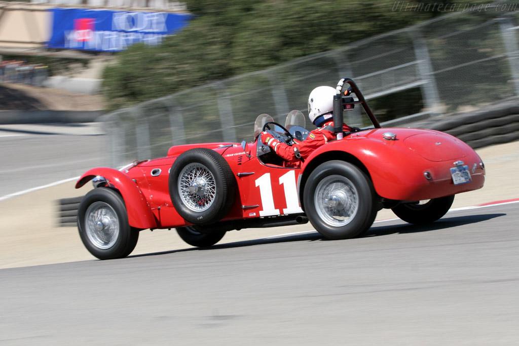 Allard J2X    - 2005 Monterey Historic Automobile Races
