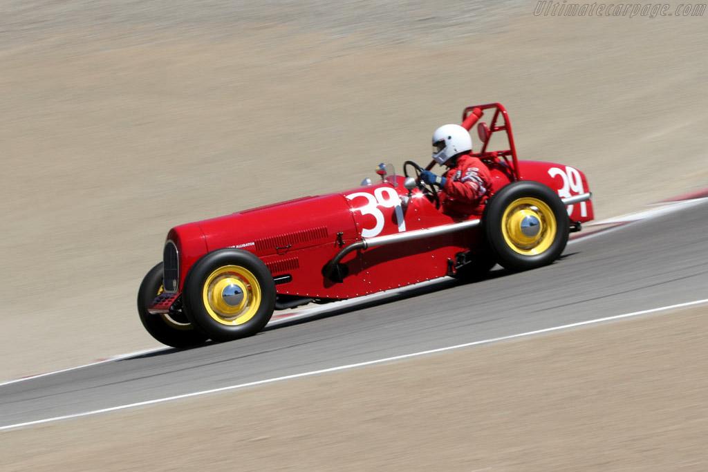 Ardent Alligator Special    - 2005 Monterey Historic Automobile Races