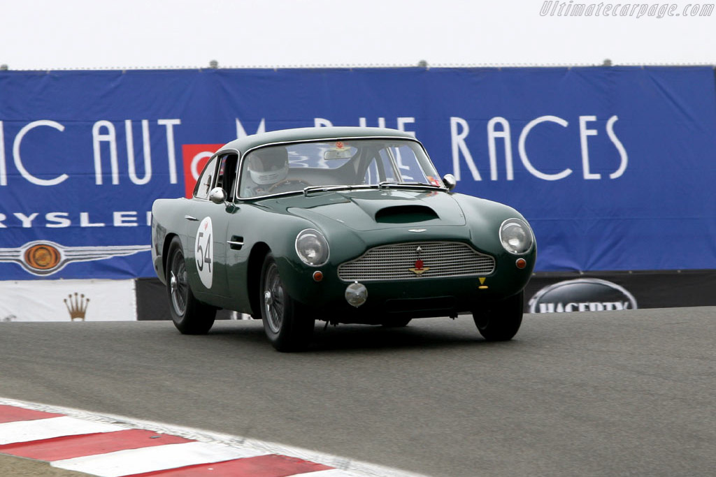 Aston Martin DB4 GT - Chassis: DB4GT/0150/R   - 2005 Monterey Historic Automobile Races
