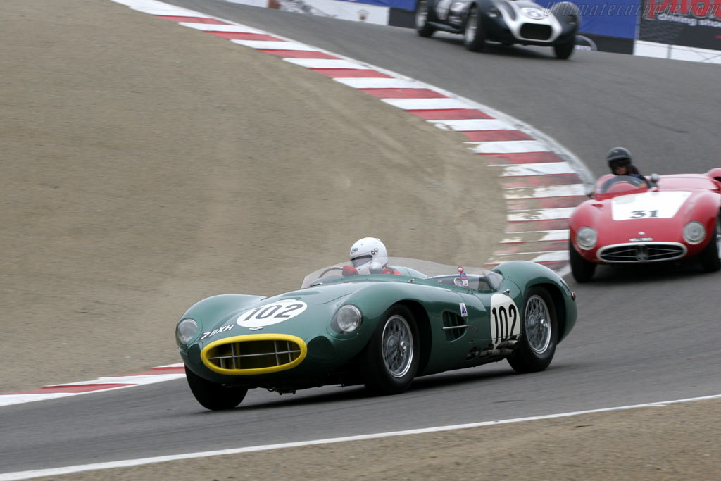 Historic Racing And Sports Cars