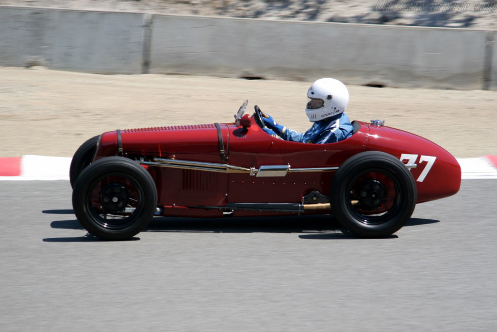 Austin Seven Special    - 2005 Monterey Historic Automobile Races
