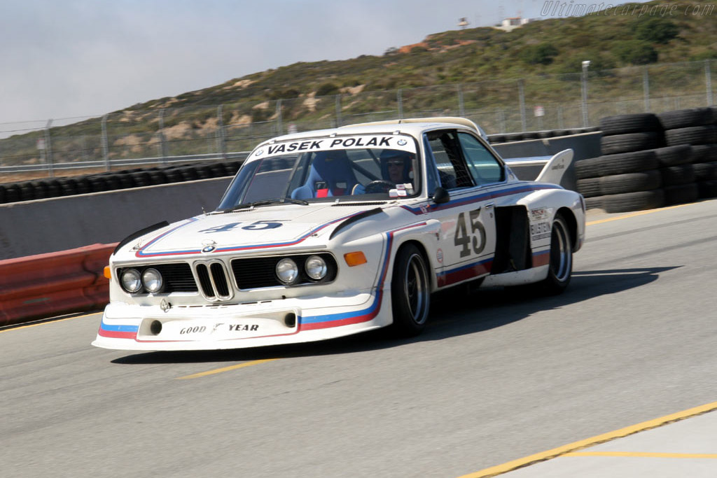 BMW 3.5 CSL - Chassis: 2275988   - 2005 Monterey Historic Automobile Races