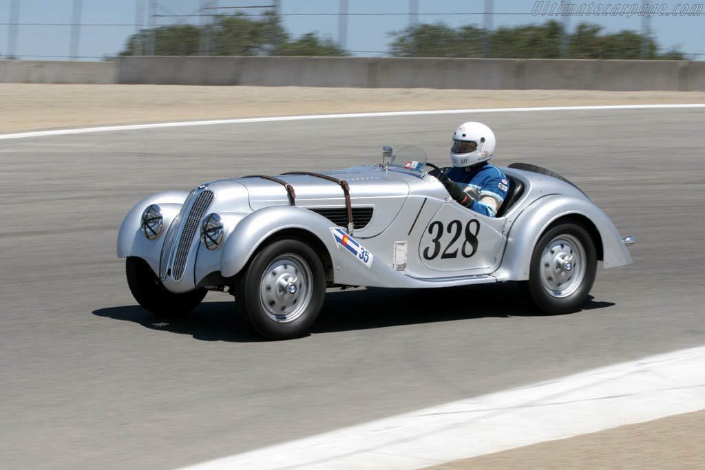 BMW 328 - Chassis: 85351   - 2005 Monterey Historic Automobile Races