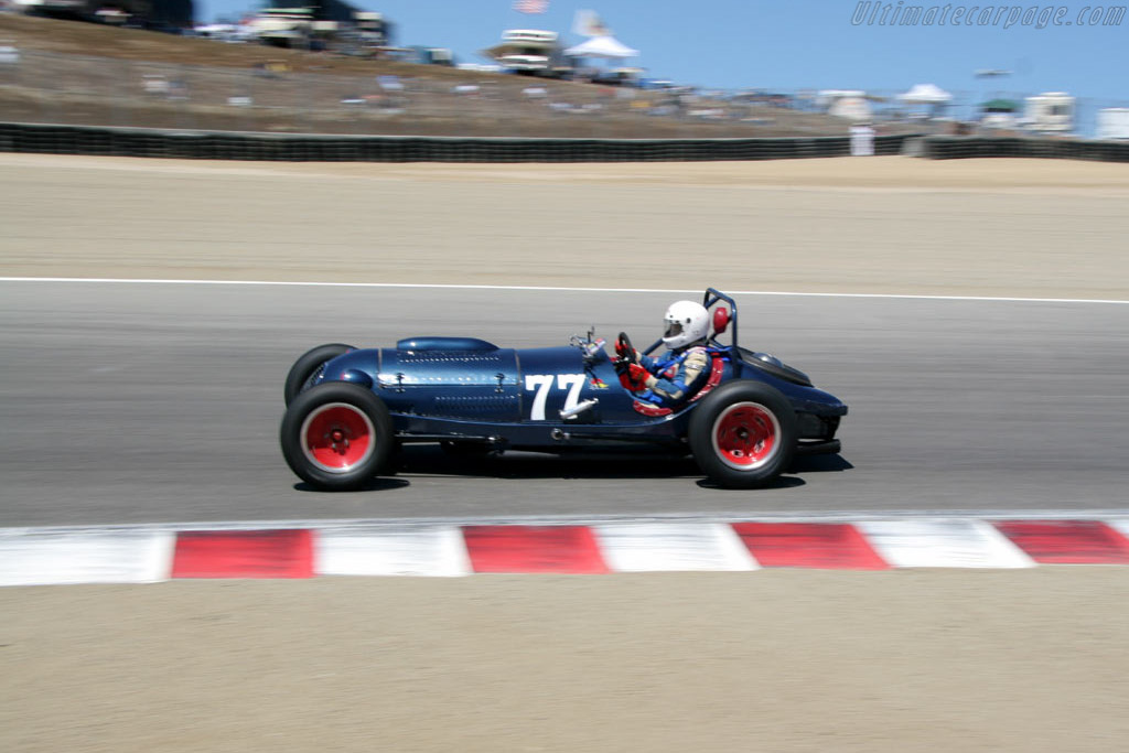 Baldwin Mercury Special    - 2005 Monterey Historic Automobile Races