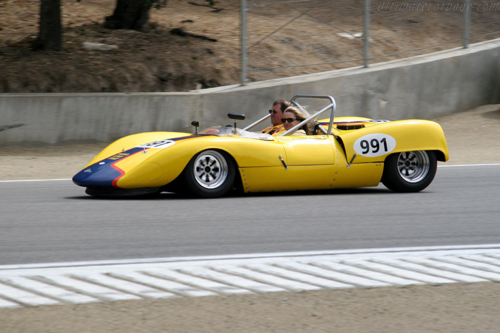 Bobsy SR-3    - 2005 Monterey Historic Automobile Races