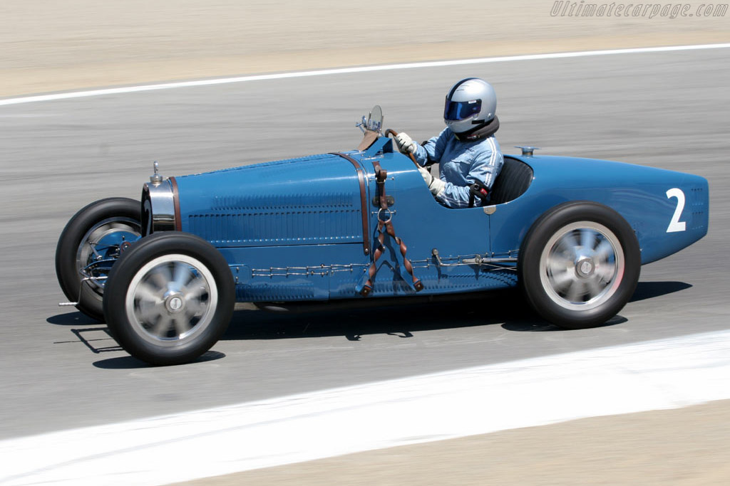 Bugatti Type 35B    - 2005 Monterey Historic Automobile Races