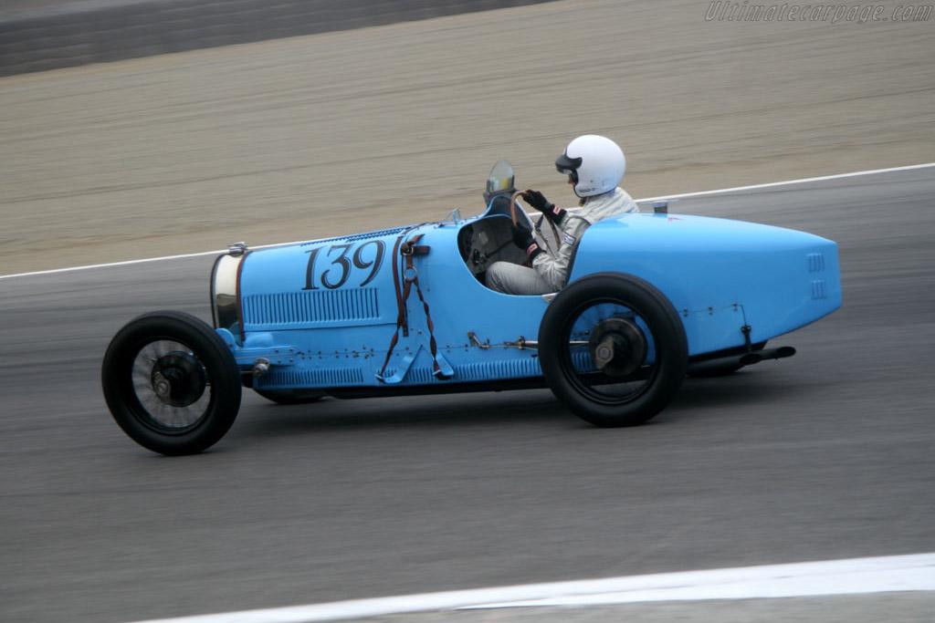 Bugatti Type 39A - Chassis: 4810   - 2005 Monterey Historic Automobile Races