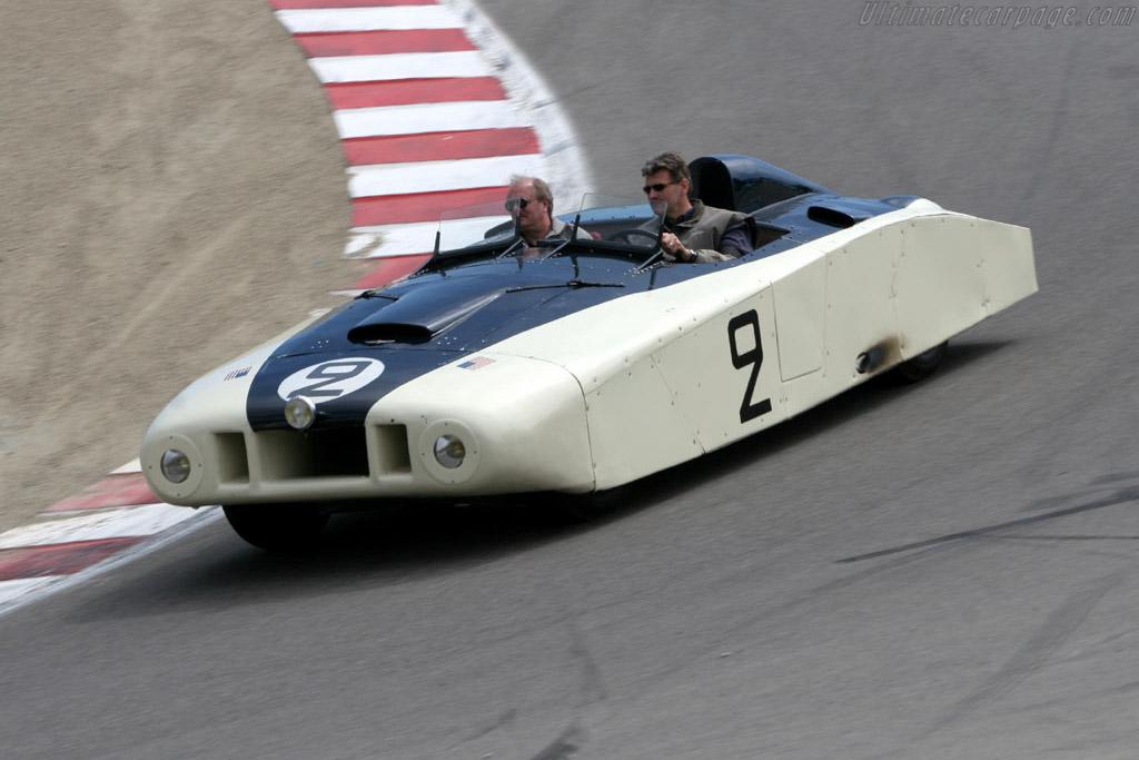 Cadillac Le Monstre Special    - 2005 Monterey Historic Automobile Races